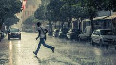 surprise rain