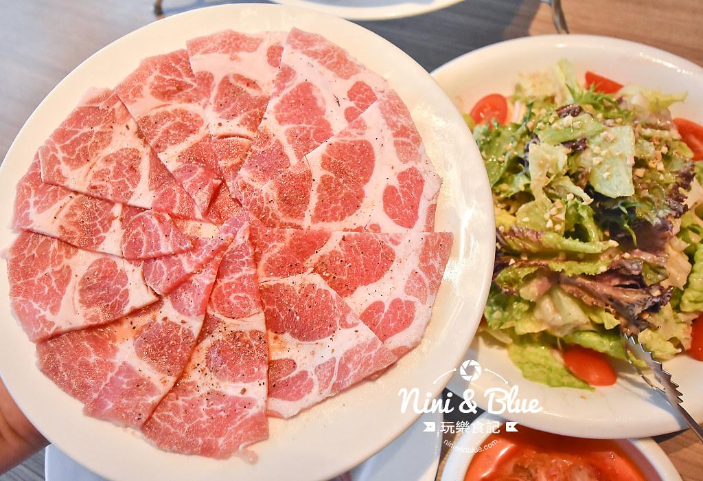 屋馬燒肉 台中公益路 燒肉Menu 08