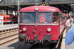 """Mit dem Schienenbus """"Rund um Aachen"""""""
