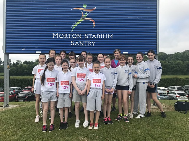 Santry Athletics 2018
