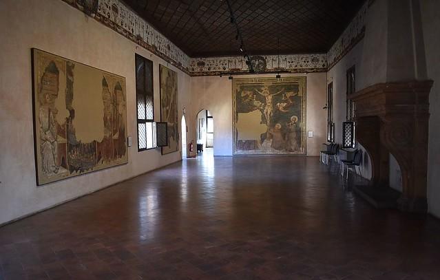 Salone_d'onore_casa_Romei_Ferrara