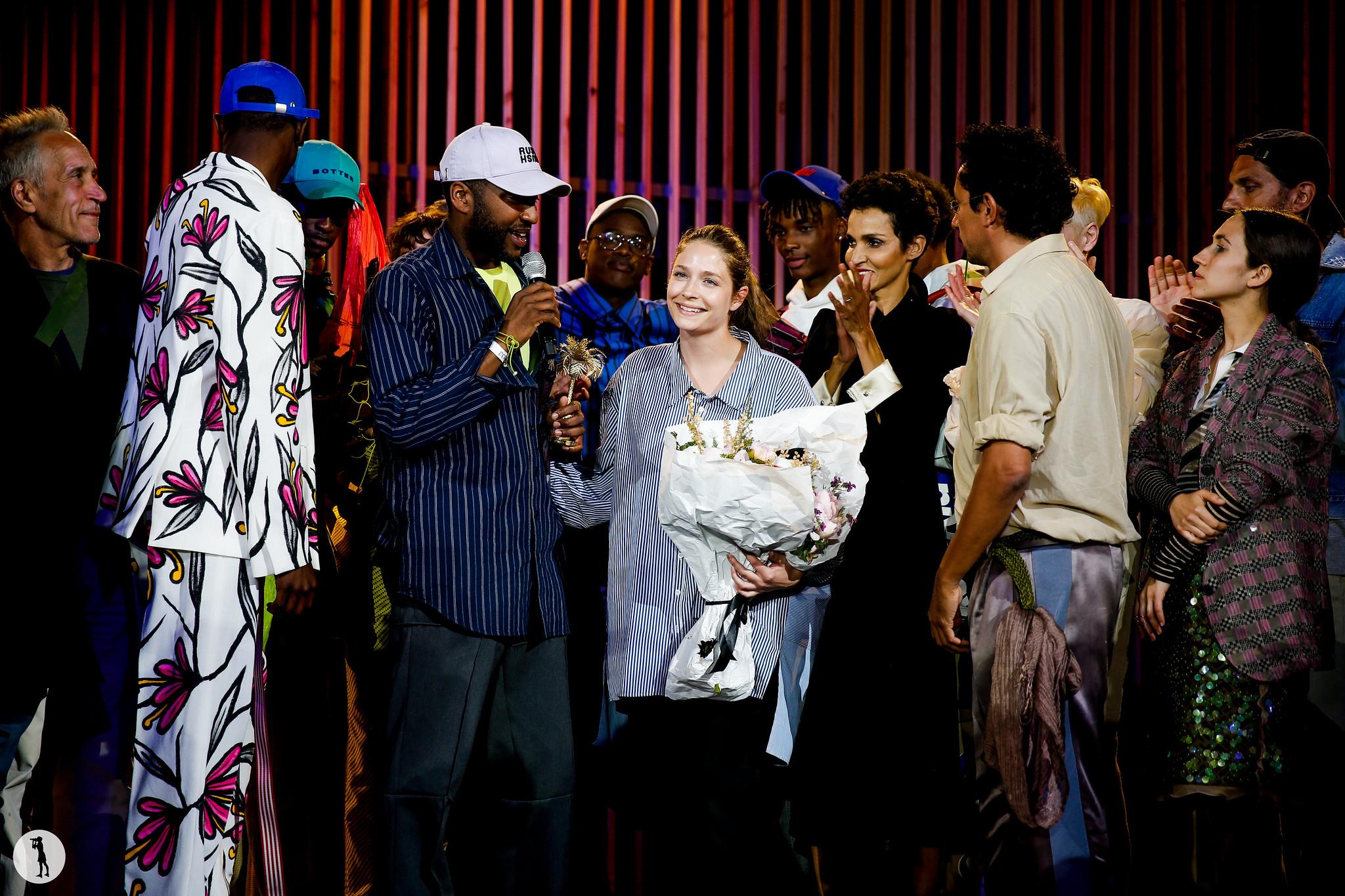 Grand Prix du Jury PREMIERE VISION (fashion) - Festival de Hyeres 2018 (7)