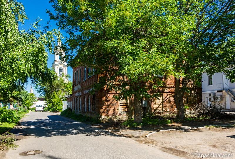 Заброшенный жилой дом конца XIX века, Суздаль