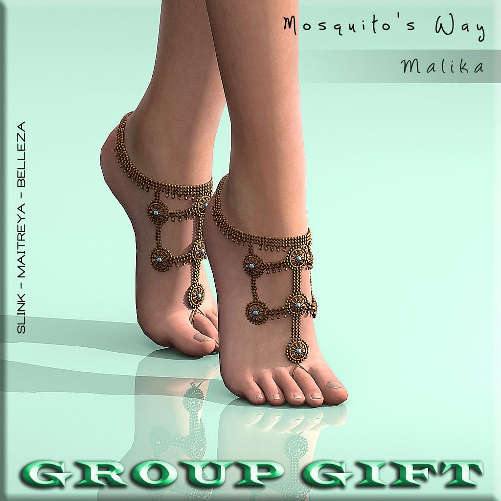 Mosquito's Way - Malika *Group Gift* - TeleportHub.com Live!