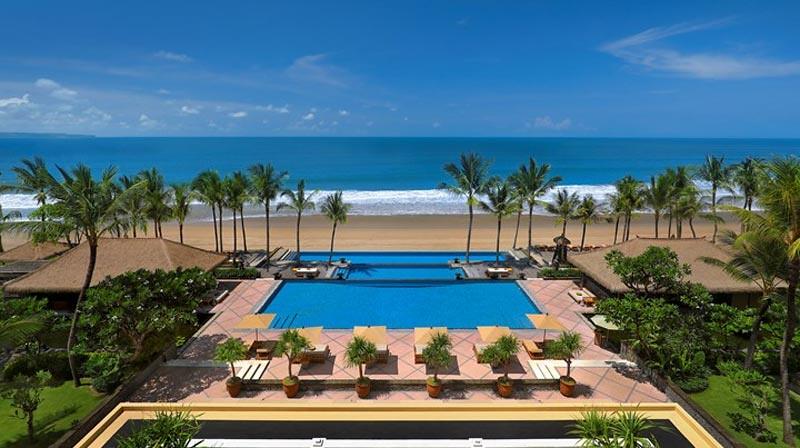 The Legian Bali Hotel.