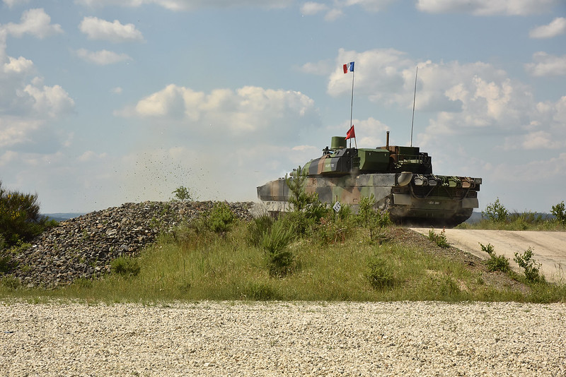 SETC: France's Defensive Operations Lane