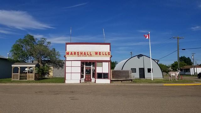 Cereal, Alberta
