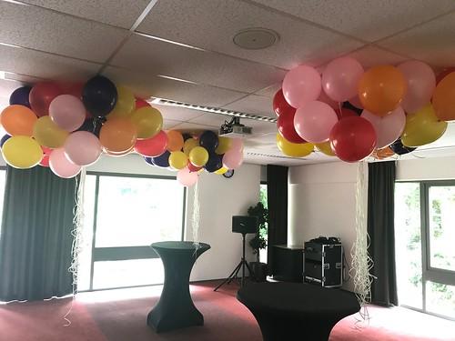 Heliumballonnen Landgoed Zonheuvel Doorn