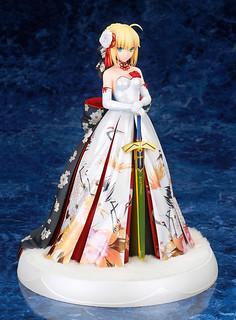 ALTER《Fate/stay night》Saber/阿爾托莉亞・潘德拉岡 和服禮裝Ver.(セイバー 着物ドレスVer.)1/7比例模型