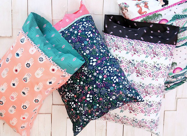 Flower Child Pillowcases