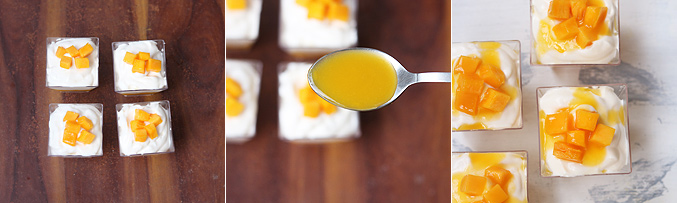 How to make mango fool recipe - Step4