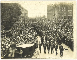 Funeral of Richard 'King Dick' Seddon, 21 June 1906