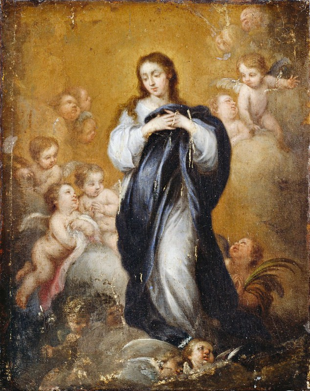 Bartolomé Estéban Murillo - Immaculate Conception