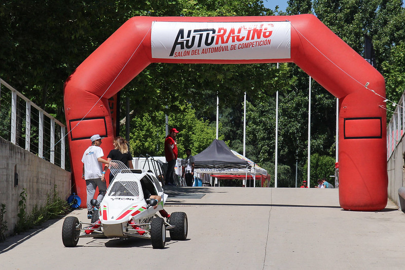AutoRacing Madrid 2018