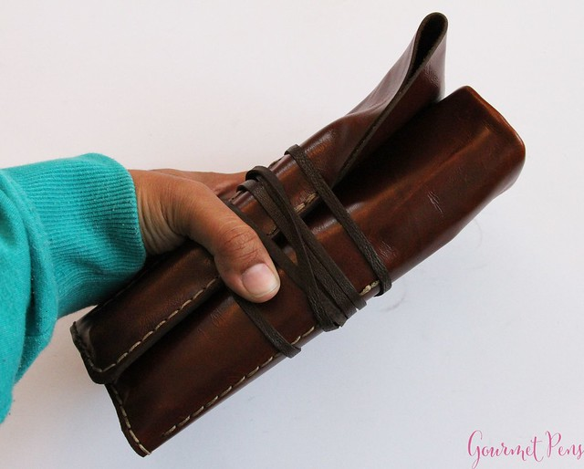 Galen Leather Tool Wrap Review @Galen_Leather 5