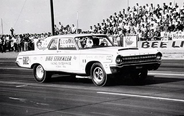 Dave Strickler '64 Dodge