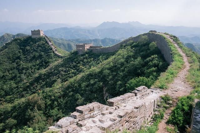 Great Wall of China - 2016-7