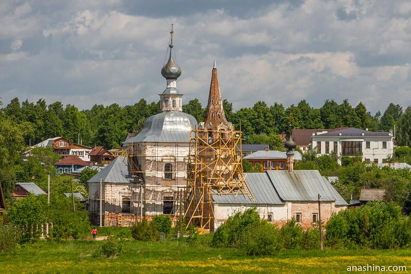 Богоявленская и Предтеченская церкви, Суздаль