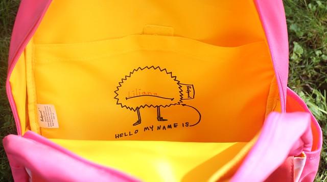 Zip & Zoe Junior Kids Backpack from Babymel Bags