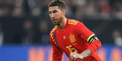 Ramos: Hierro adalah manusia sempurna untuk Spanyol