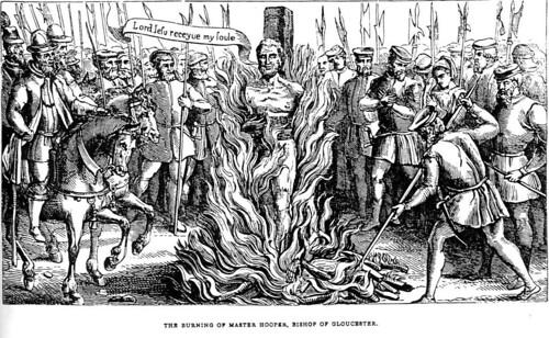 The burning of master hooper