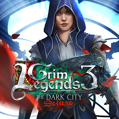 Grim Legends 3: The Dark City Deluxe