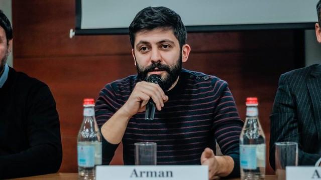 Արման Ալեքսանյան, PUBLIQ-ի համահիմնադիր
