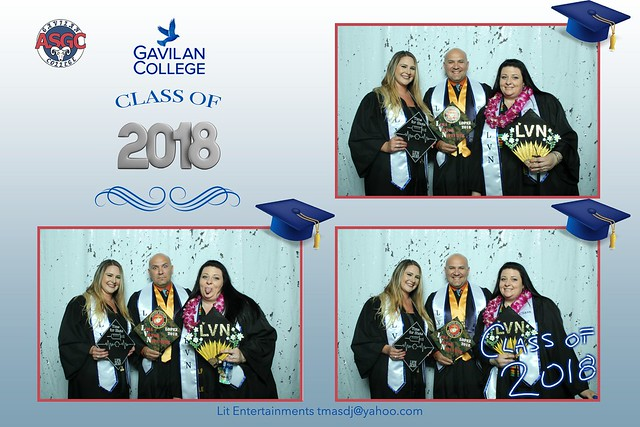 Grad 2018 ASGC Photobooth