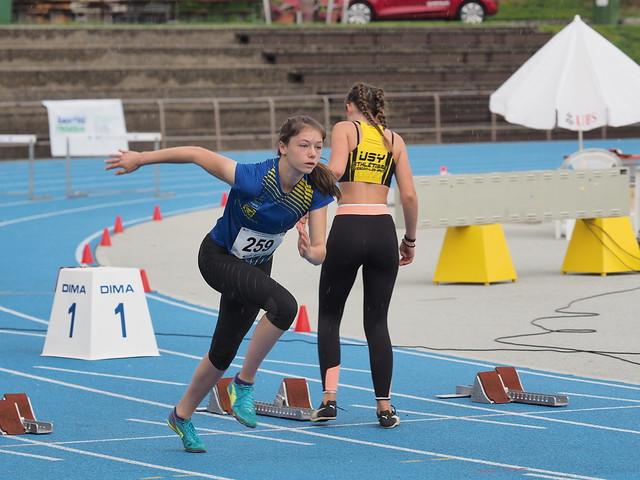 Championnats vaudois simples 2018 - les épreuves de samedi