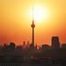 Berlin - Skyline Sunset by 030mm-photography