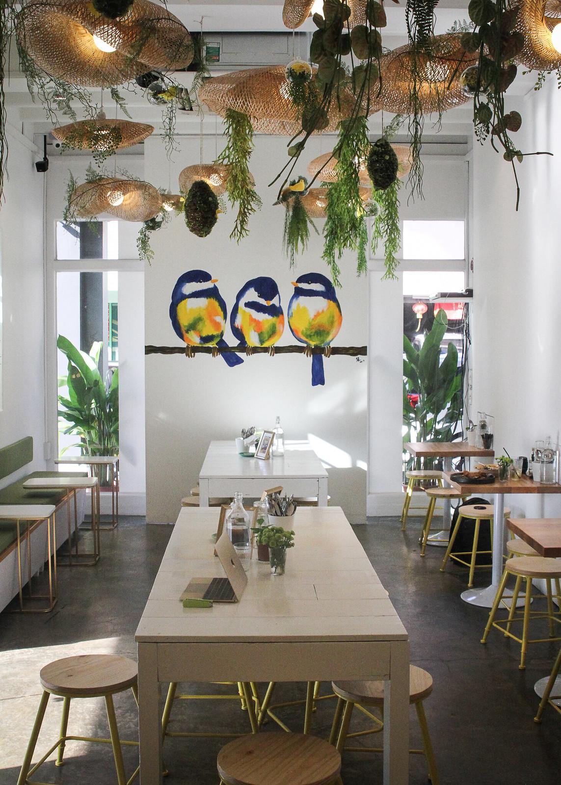 earlybird café Interior Shot