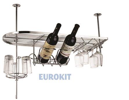 Treo ly – rượu quầy bar