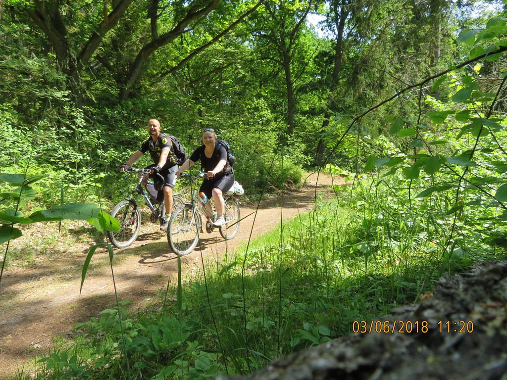 Bike tour to Karwia