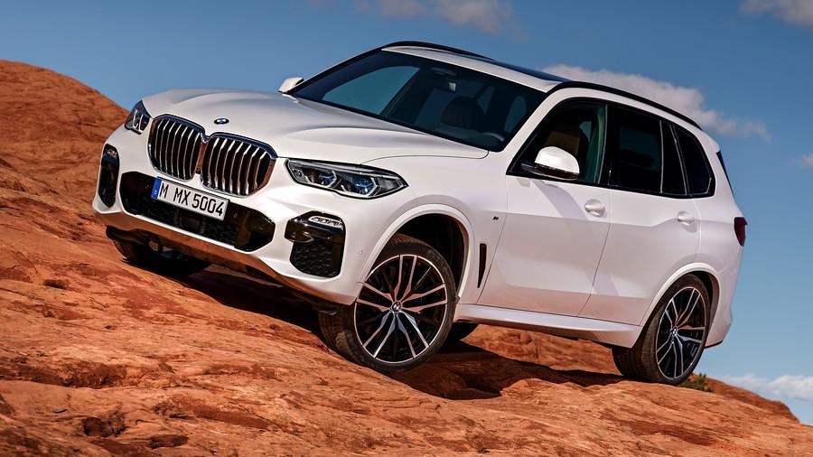 BMW X5 4-ta generacija 4
