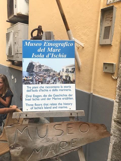 Ad Ischia Ponte un Museo per raccontare l'anima marinara dell'isola