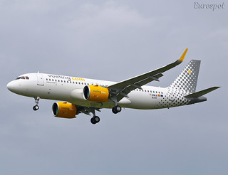 F-WWIR Airbus A320 Néo Vueling
