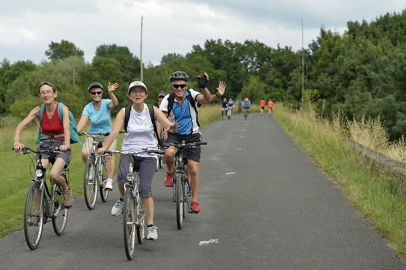 Fête du Vélo en Anjou 2018