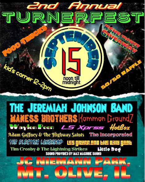 Turnerfest 9-15-18