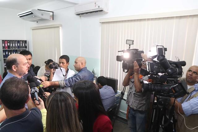 29.05.2018 Ministério da Saúde autoriza exames laboratoriais de sarampo em Manaus