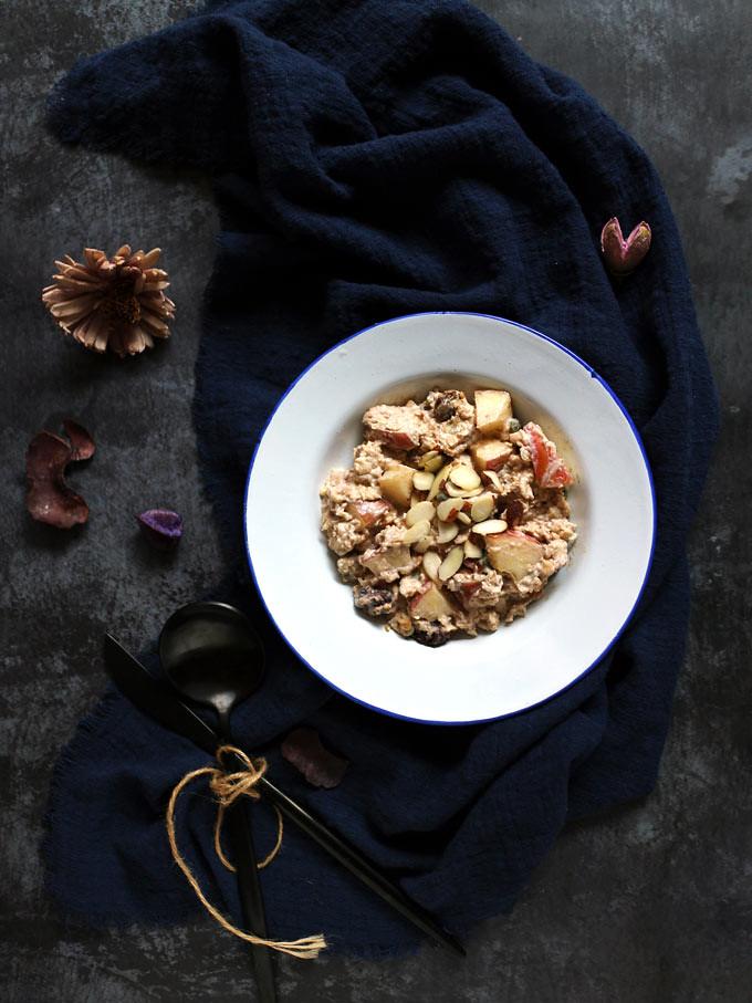 什錦果麥粥 bircher-muesli (1)