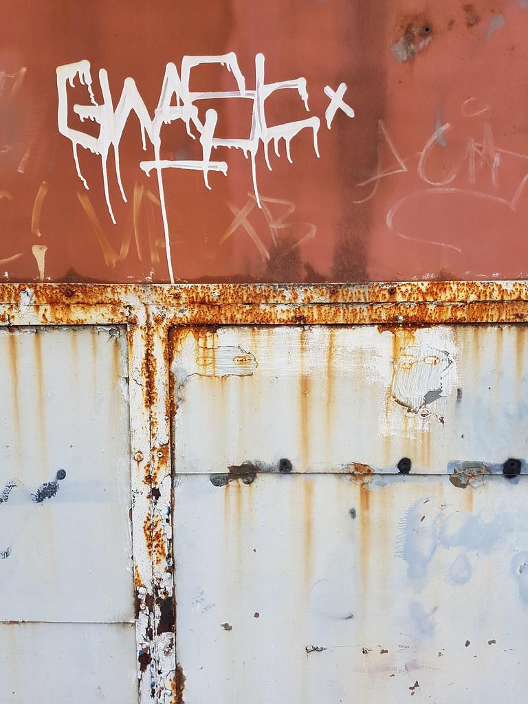 Grangetown graffiti, Cardiff
