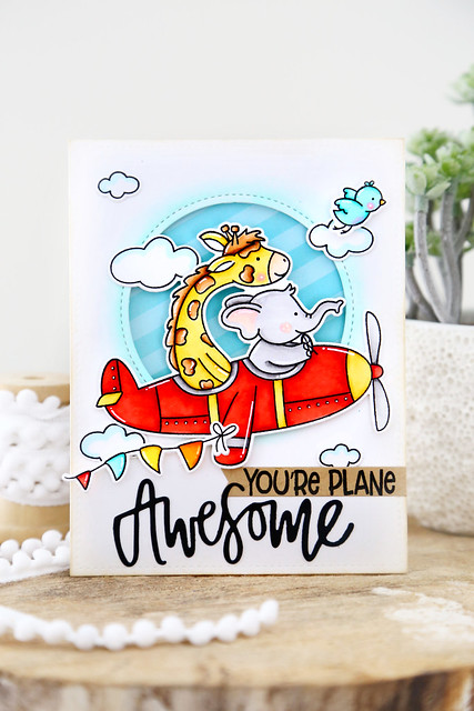 You're plane awesome (Neat and Tangled release week)