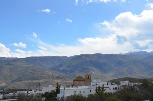 Andalucía - Almería - Alpujarra - Almócita