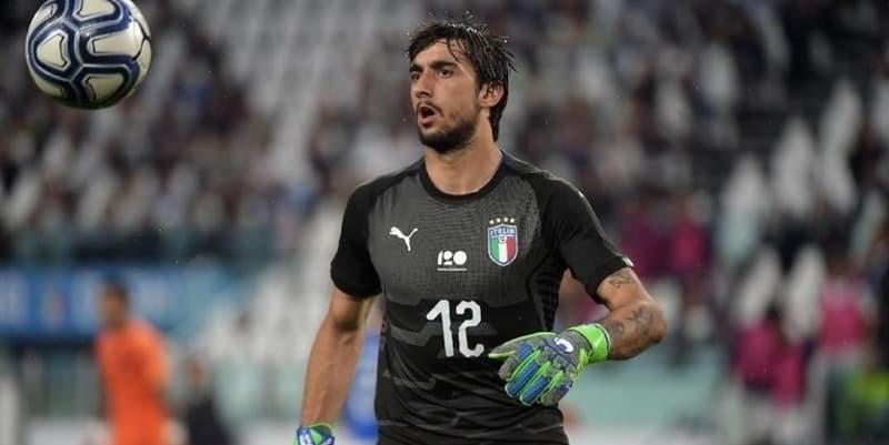 Juventus Beli Mattia Perin dari Genoa