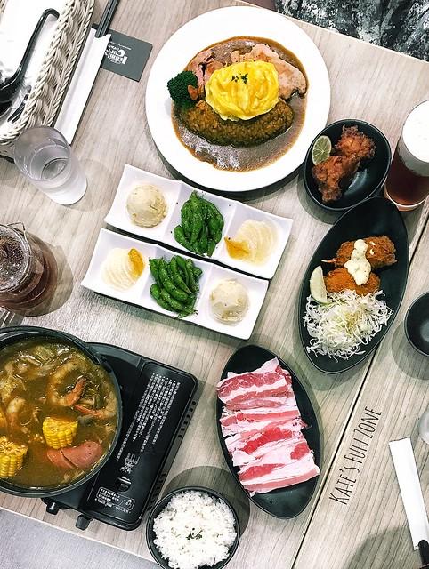 【松山 微風廣場】Izumi Curry - 日本咖哩飯本舖 肉滿載的咖哩鍋!