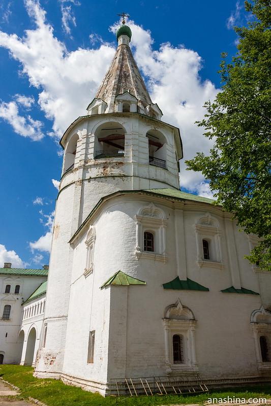 Соборная колокольня, Суздаль