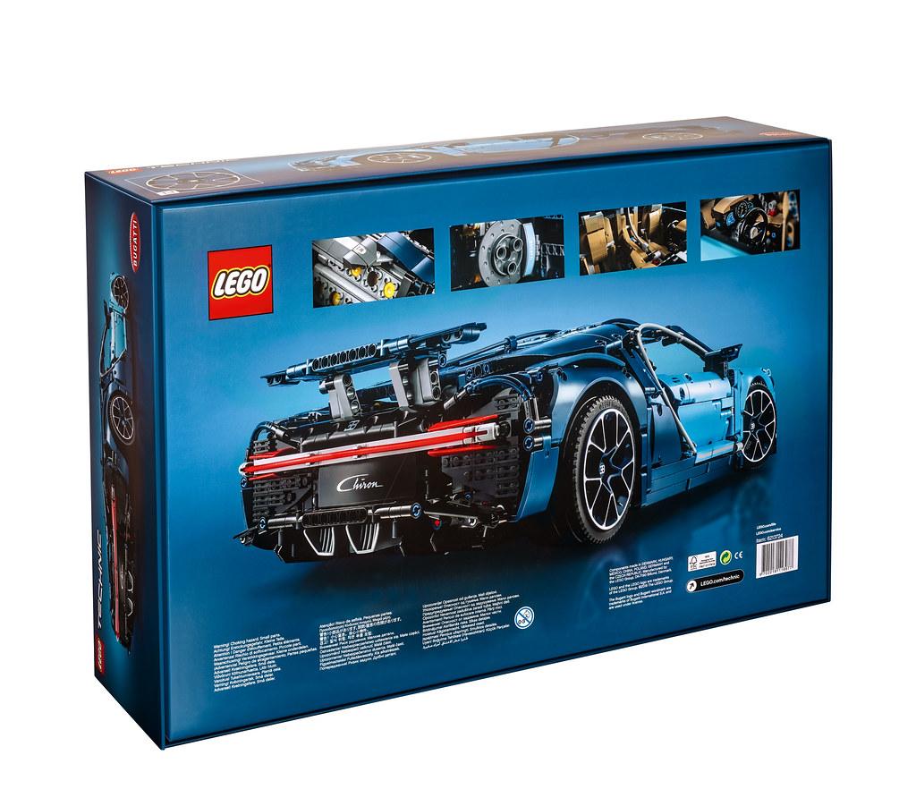 LEGO Technic Bugatti Chiron (42083) 2
