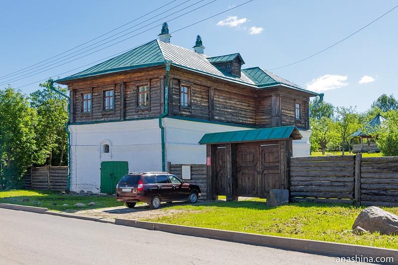 Дом купца Агапова, Суздаль