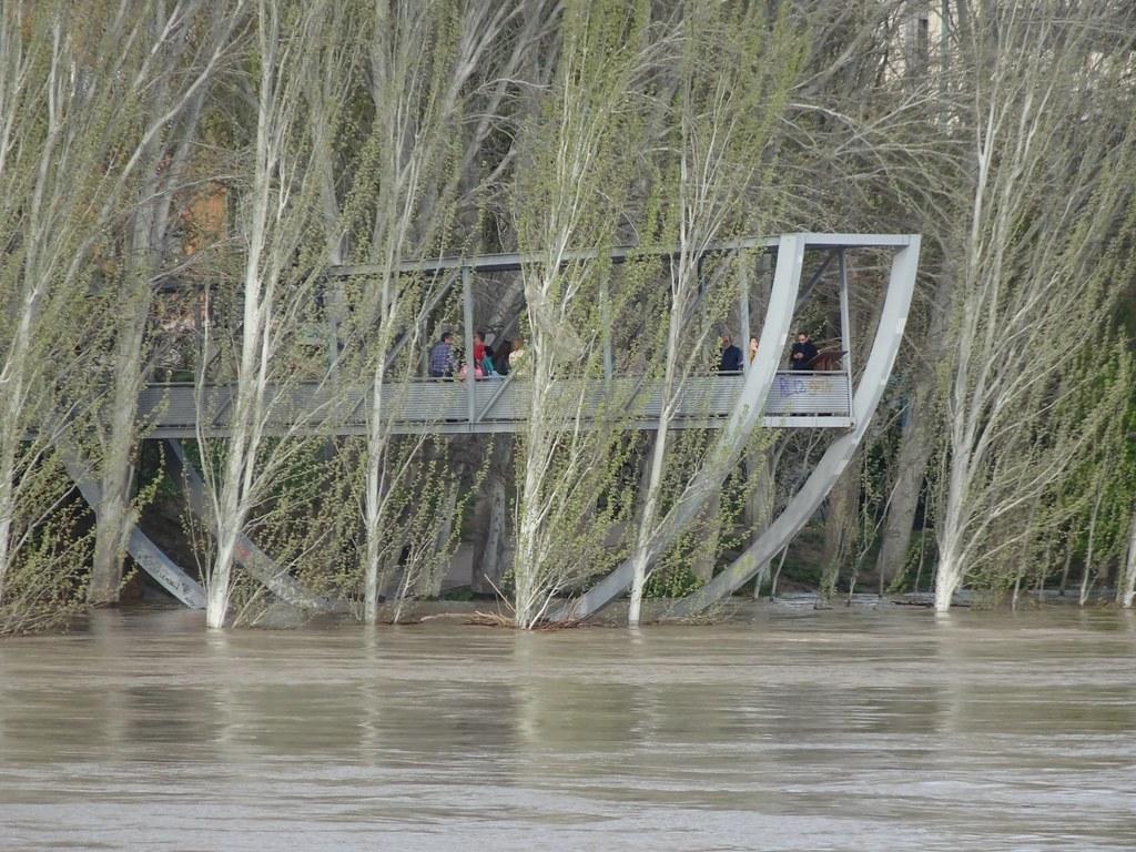 Mirador sobre el Ebro