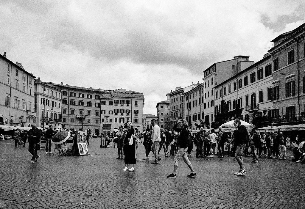 Piazza Navona, Rione VI Parione, Rome